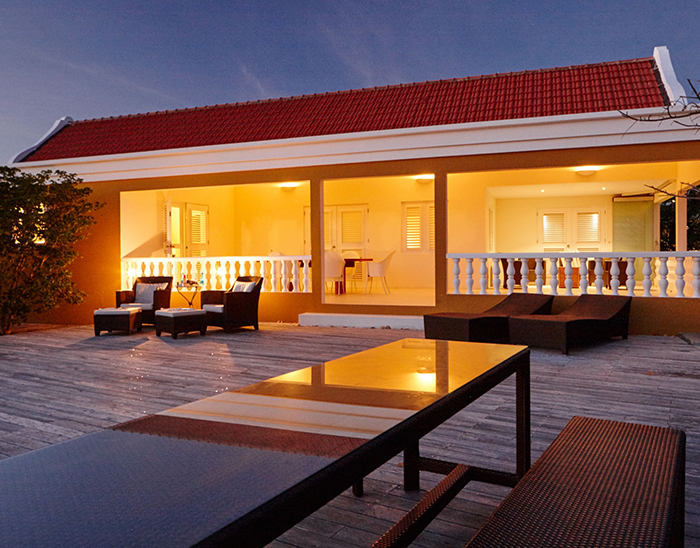 Bonaire vacation homes