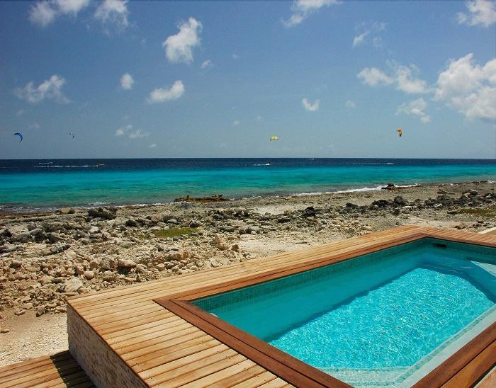 oceanfront Sunset Beach Lodges