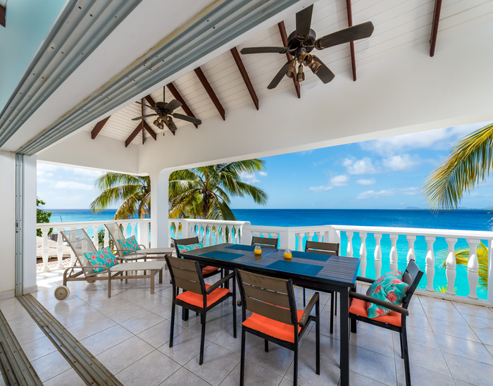 oceanfront apartment Bonaire