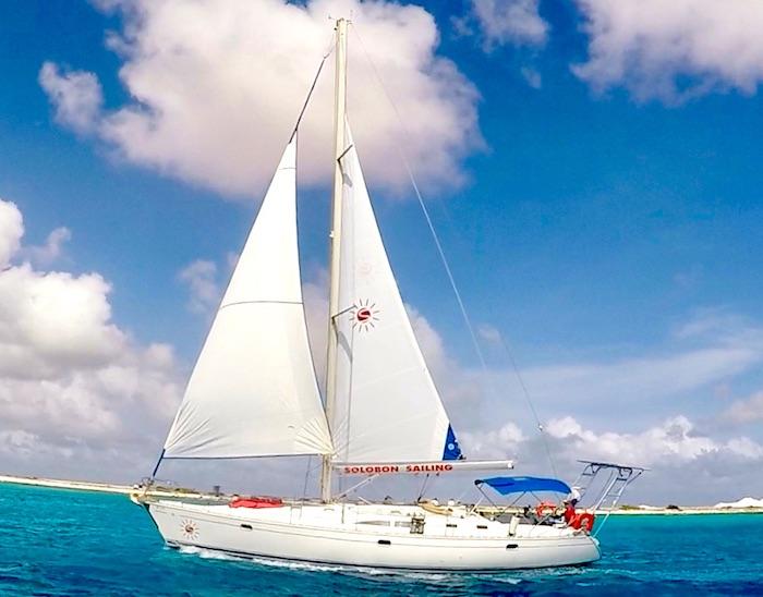 Solobon Sailing